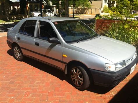 nissan used cars adelaide nissan pulsar hatchback model 1994 for sale adelaide
