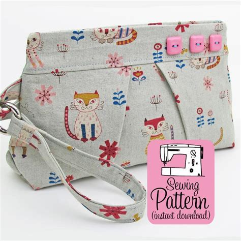 paper bag clutch pattern 6 perfect clutches small quilted bags you ll love