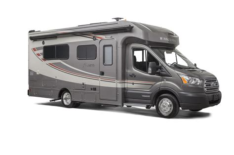 ford motorhome ford transit based class c motorhomes debut