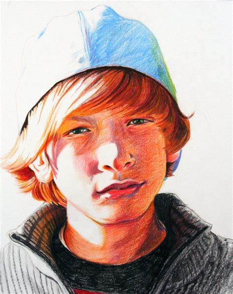 colored pencil painting portraits 0385346271 photographs funky designs organic abstracts art and scentsy