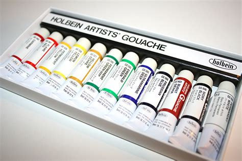 what is gouache paint how to use it and more on craftsy