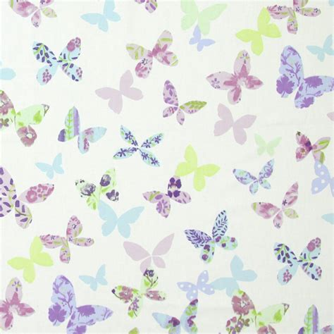 butterfly material for curtains butterfly fabric lavender 5860 805 prestigious