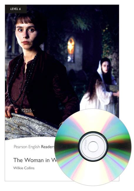 level 6 the woman pearson english readers level 6 the woman in white book cd 1st collins collins buy