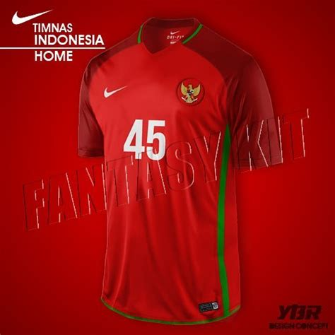 fantasy jersey  timnas indonesia