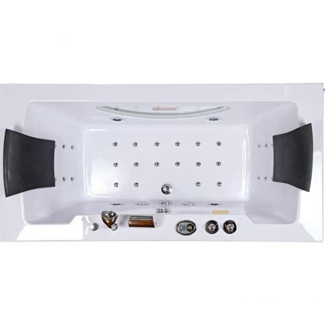 vasche idromassaggio whirlpool vasca idromassaggio 180x90 32 getti con doppia pompa