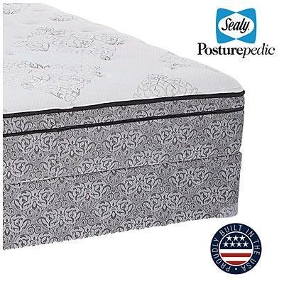 Big Lots Mattress And Box Springs by Sealy 174 Posturepedic 174 Colesville Plush Top Mattress Box Set At Big Lots