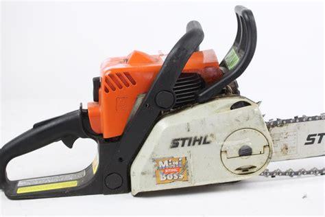 Chain Saw Mini stihl mini chainsaw property room