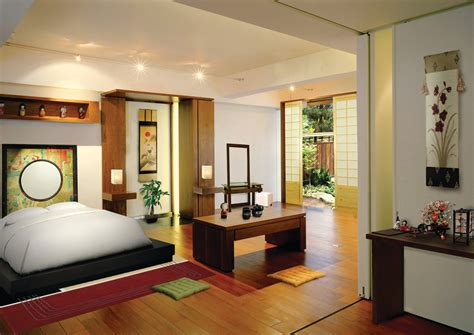 Japanese Bedroom Decor | melokumi japanese style bedroom design
