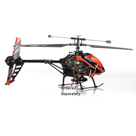 Rc Helicopter Wltoys Menembak Missile wltoys v912 sky dancer 4ch rc helicopter rtf with