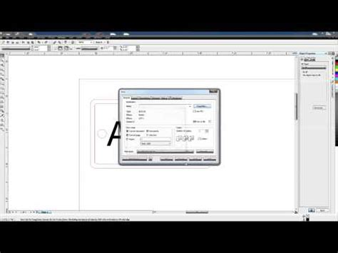 coreldraw tutorial en francais vdyoutube download video quot universal laser quick start