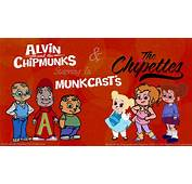 Image  Alvin And The Chipmunks Munkcast Series Poster Hd