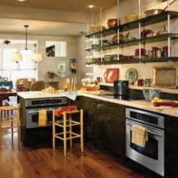 no cabinet kitchen how to organize a kitchen without cabinets 5 tips home