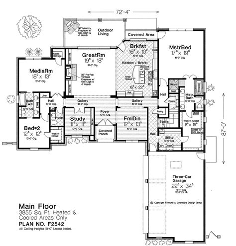 Fillmore House Plans Fillmore House Plans 28 Images F1407 Fillmore Chambers Design F1383 Fillmore Chambers