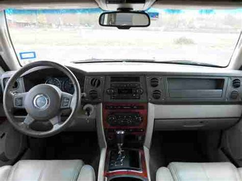 image 2006 jeep commander 4 door 2wd instrument cluster size 640 x 480 type gif posted on purchase used 2006 jeep commander limited 2wd 4 7l v8 leather towing rear air heated seats in