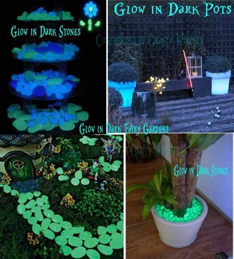 glow in the paint yard creative garden ideas trusper