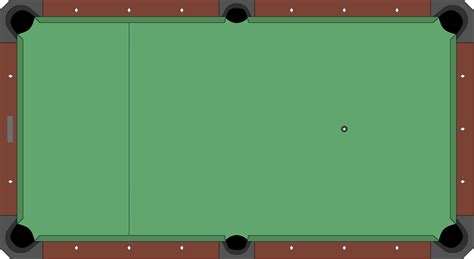 wooden pool table plan view pdf plans