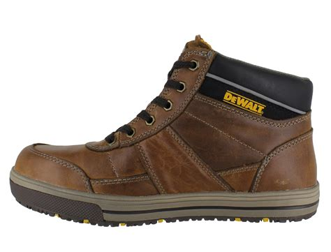 mens safety boots dewalt camden mens safety boots steel toe cap ebay