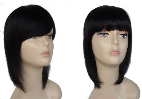 wigs for thinning hair that are not hot to wear wigs for thinning hair black human hair pieces top hair wigs
