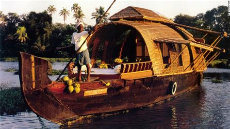 house boat india exploring the backwaters of india s kerala state cnn com