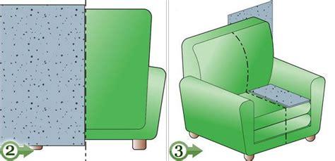 rifoderare divano fai da te come rifoderare poltrone e divani quot fai da te quot diy crafts
