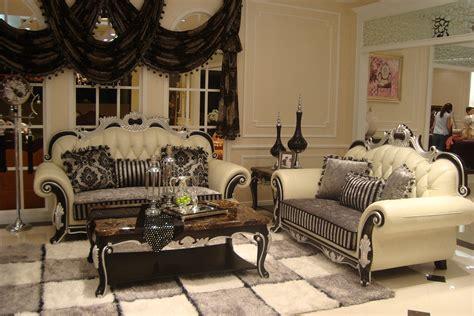 Kursi Salon Putih Pink Keungunan empires classic sofas furniture for living room 2082