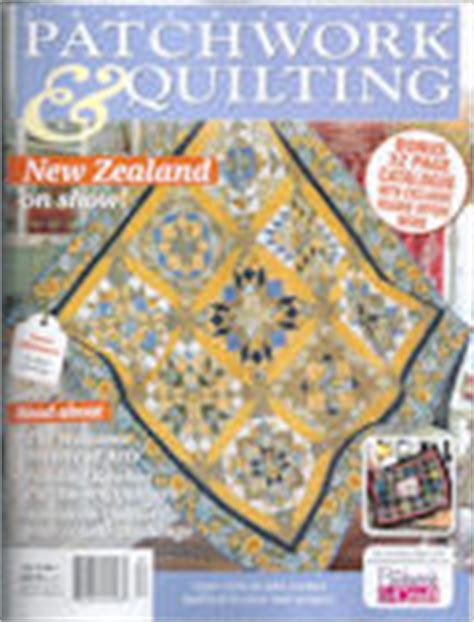 Australian Patchwork And Quilting Magazine Website by Products
