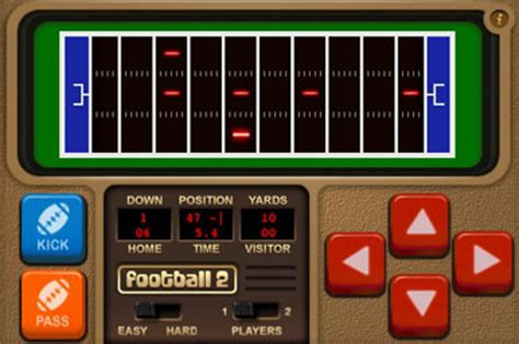 review: led football 2 for iphone | macworld