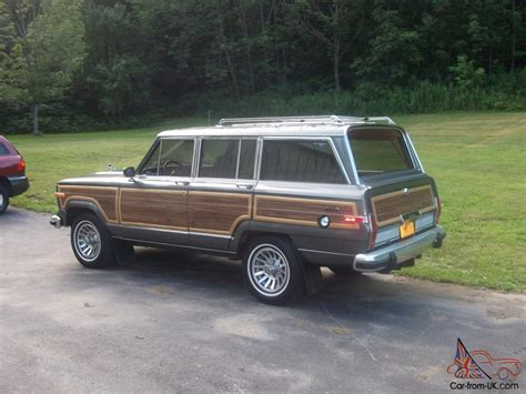 1988 jeep wagoneer 1988 jeep grand wagoneer moon roof