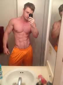 guy bathroom selfie hot men sexy men selfie shirtless blonde men dick