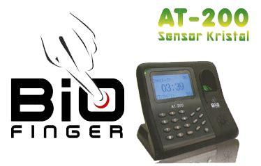 Bio Finger At 200 Fingerprint Absensi Sidik Jari pusat jual mesin absensi sidik jari bio finger di malang