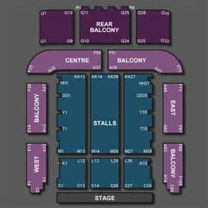 Sheffield Arena Floor Plan Kevin Bridges Tickets For Newcastle City Hall On Thursday