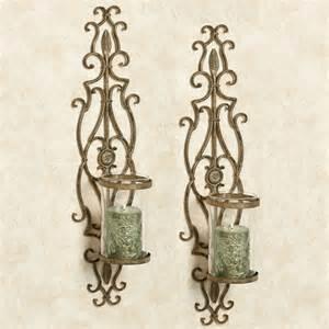 sconces antique patton antique gold wall sconce pair