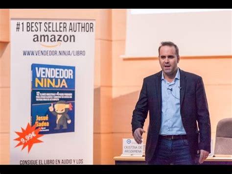 libro vendedor ninja 12 claves presentaci 243 n del libro quot vendedor ninja quot n 250 mero 1 en ventas en amazon espa 241 a y m 233 xico im 225 genes