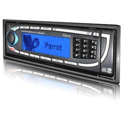 parrot rhythm  blue bluetooth car stereo