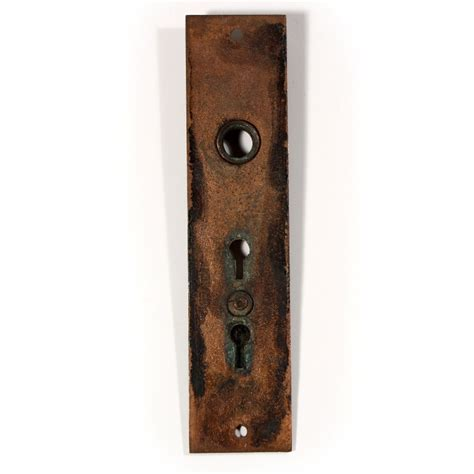 antique swinging door hardware antique cast bronze eastlake exterior door plate with