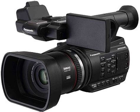 sony hxr nx1 professional video camera now available with