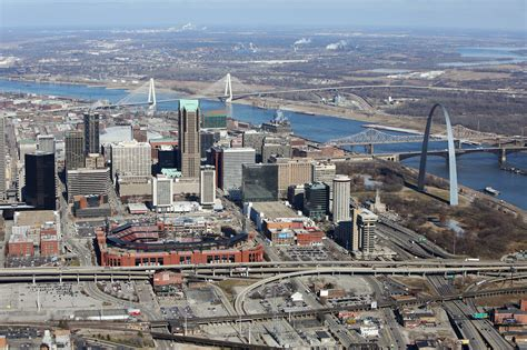 st louis st louis city in united states sightseeing and landmarks thousand wonders