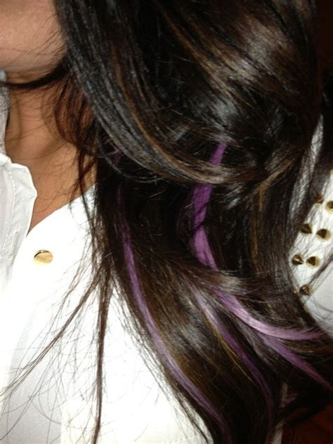 lilac higlights lavender highlights i love the small subtle color