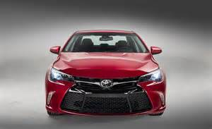Toyota Camry Xse 2015 Car And Driver