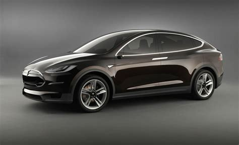 Teslas Model X Car And Driver