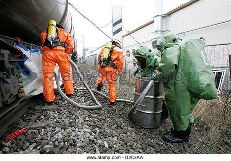 There Was A Disaster At Work On 2 by Atemmaske Stock Photos Atemmaske Stock Images Alamy