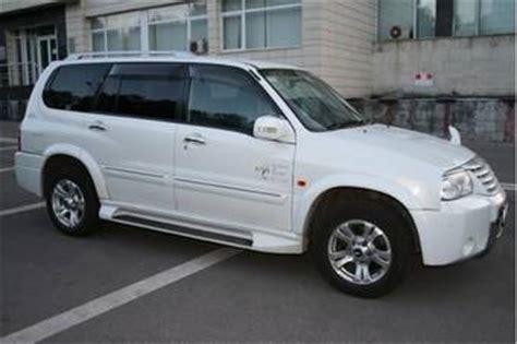 Suzuki Escudo 2003 Used 2003 Suzuki Grand Escudo Photos 2700cc Gasoline
