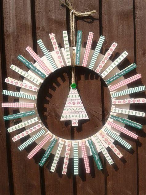 weihnachtsdeko aus holz selber basteln 1001 adventskranz ideen und bilder f 252 r ihre weihnachtsdeko