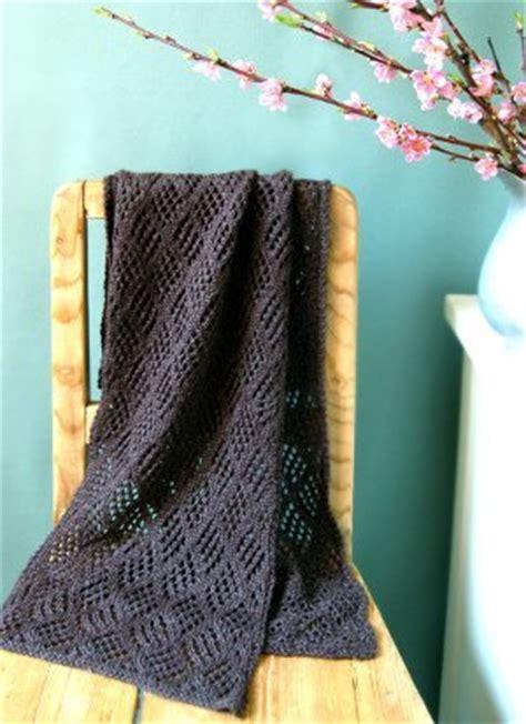 knitting pattern checkerboard scarf checkerboard lace scarf allfreeknitting com