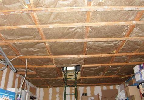 Isolation Garage Plafond by Isolation Plafond
