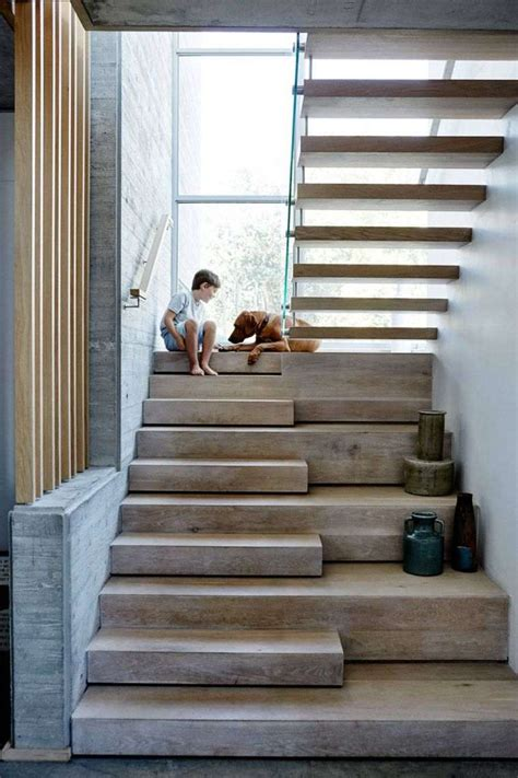 Deco Palier Moderne by D 233 Co Escalier Original Et Modernes En 20 Solutions Design