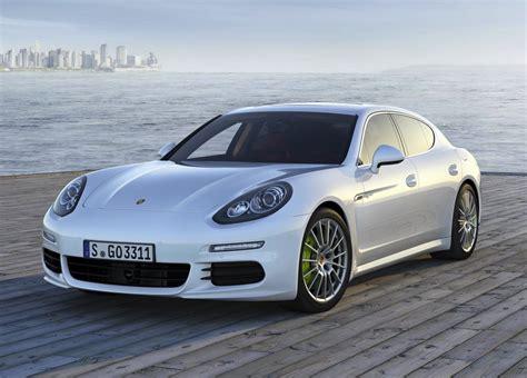 Porsche Panamera E Hybrid by 2014 Porsche Panamera S E Hybrid Front
