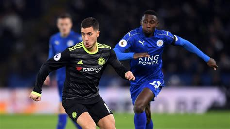 chelsea vs leicester city leicester 0 3 chelsea match report highlights