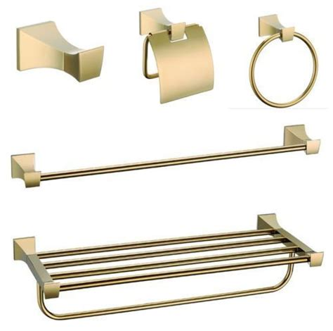 Modern Brass Bathroom Accessories Best Towel Rings For Bathrooms