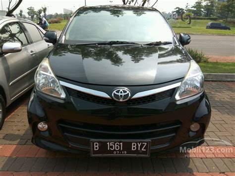 Jual Toyota Avanza Veloz 2014 jual mobil toyota avanza 2014 veloz 1 5 di banten manual